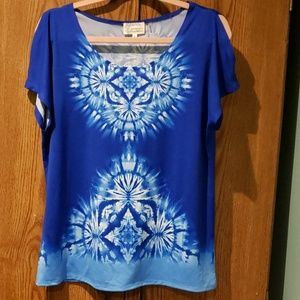 Tops - Price Firm!!  WESTERN CONNECTION TOP